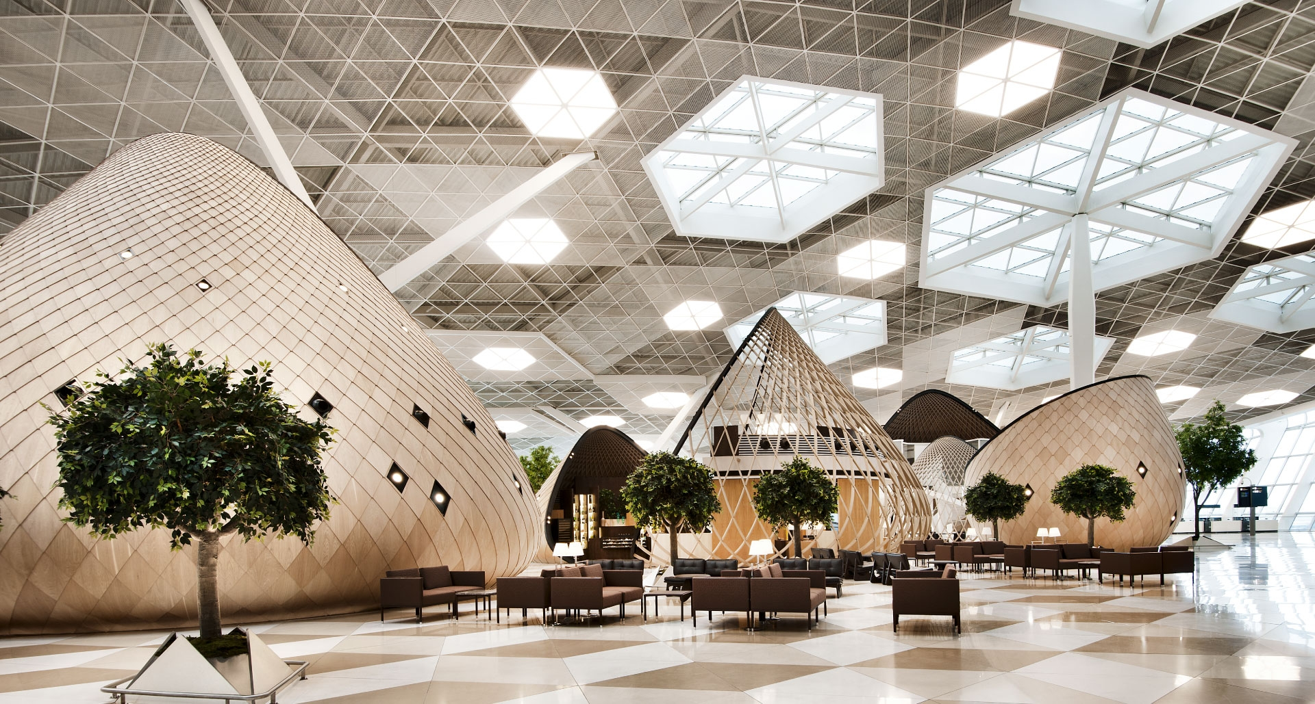 HAYDAR ALIYEV INTERNATIONAL AIRPORT